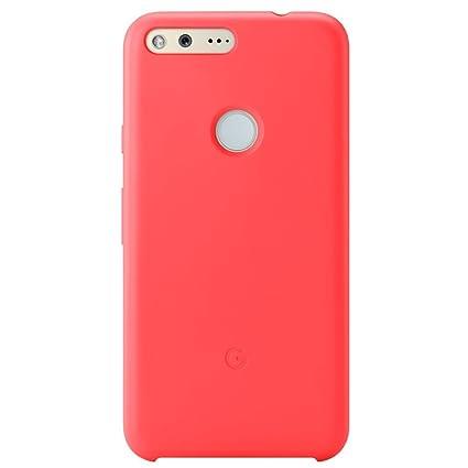 best loved 2b355 48f5f Pixel Case by Google - Coral