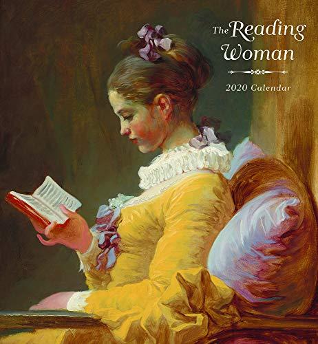 The Reading Woman 2020 Wall Calendar (Calendar Women Reading)
