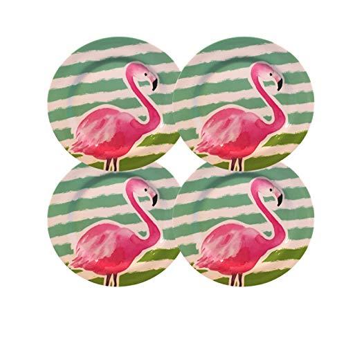 Summer Melamine Sets - Flamingo or Pineapple 10