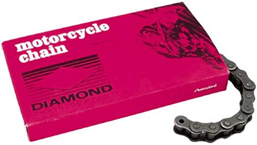 Diamond Rear Chain 120 Links 530XDL Self-Lube 6600 Average Tensile Strength