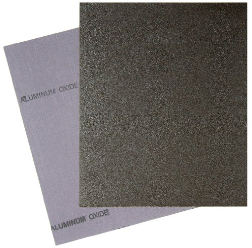 A&H Abrasives 111212, 5-pack Of 10 Each, Sanding Sheets, Aluminum Oxide, (j-weight), 9x11 Aluminum Oxide 100j Cloth Sheet Review