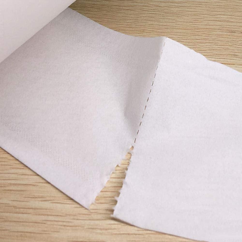 Tessuto Morbido Delicato sulla Pelle Il Bagno Sicuro per la casa HOLAL 8 Rotoli di Carta igienica a 3 Strati