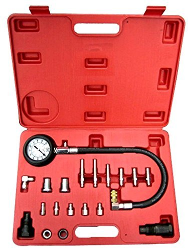 Tester compressione tester motore diesel 20 pcs autre