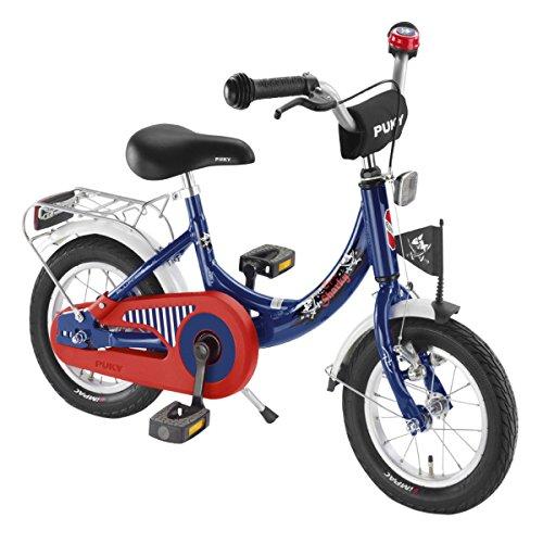 Puky ZL 12-1 Vélo enfant alu bleu 2015 B00HEUHRNW