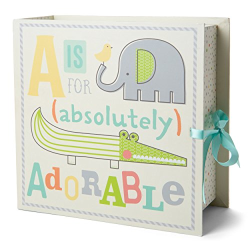 Baby Keepsake Boxes - Various Designs (A is for Adorable) by TCD (Image #3)