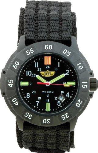 UZI Uzi-001-N - Correa para reloj de hombres (27.15)