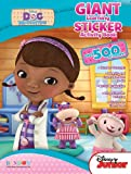Bendon Publishing Doc McStuffins Giant Learning Sticker Activity Book