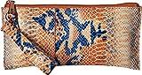 Hobo Womens Leather Vintage Vida Clutch Wallet (Graphite)