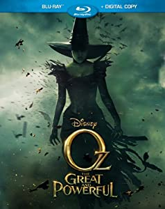 Cover Image for 'Oz the Great and Powerful (Blu-ray + Digital Copy)'