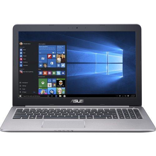 ASUS K501UX 15.6-inch Ultra HD 4K 3820x2160 Gaming Laptop (Intel Core i7-6500u 25Ghz processor, NVIDIA GTX 950M 2GB, 16GB RAM, 256GB Solid State Drive, Windows 10) + Zeiss wipes(Certified Refurbished)
