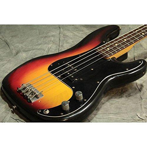 Fender USA Mid 70s Precision Bass Sunburst (Fender Precision Bass Serial)