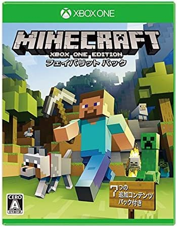 Minecraft: Xbox One Edition Favorites Pack IMPORT JAPONAIS [video game]: Amazon.es: Videojuegos