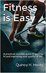 Cut through all the noise, hype and fairy tales told to you by the health and fitness industry and learn the key fundamental elements of strength, nutrition and well being. Fitness is Easy is a book for those looking to improve themselves bot...