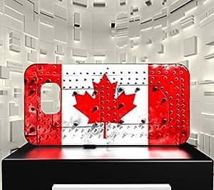 Funda Carcasa para Galaxy S7 Bandera CANADÁ 06