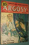 img - for Argosy November 17, 1934 Volume 251 Number 3 book / textbook / text book