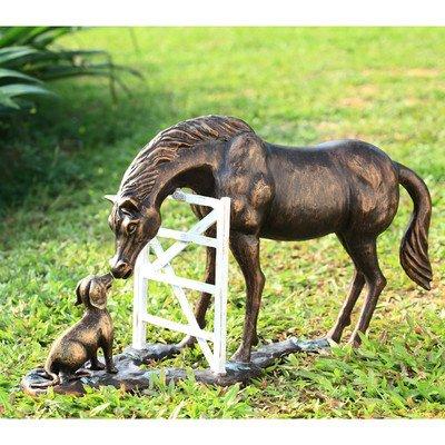33723 Barnyard Pals Garden Sculpture