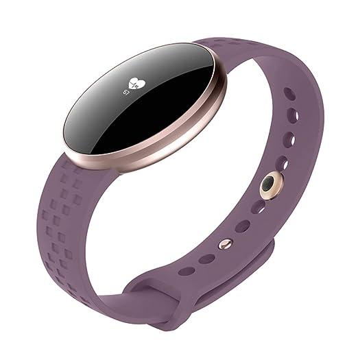 Tayhot - Reloj Digital Deportivo Inteligente para Mujer, Pantalla táctil con Bluetooth, Monitor de