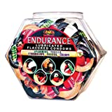 Bachelorette Party Favors Endurance Lubricated Flavored Condoms, 144 Count