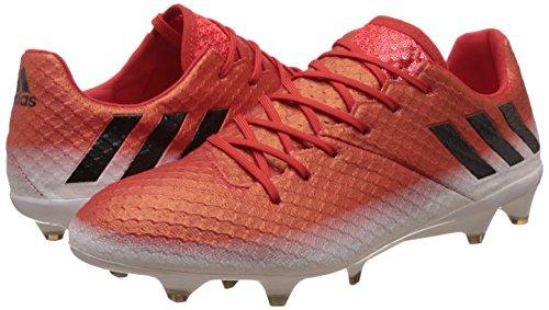 1 16 Adidas Noir Chaussures De Messi Ftwbla Homme Pour rouge Football Rouge Fg E45wqT