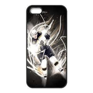 Custom Boston Bruins NHL Back Cover Case for iphone 5,5S JN5S-1149