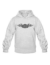 CANHL8 Harley Harley Davidson Men's Pullover Hoodie Sweatshirt