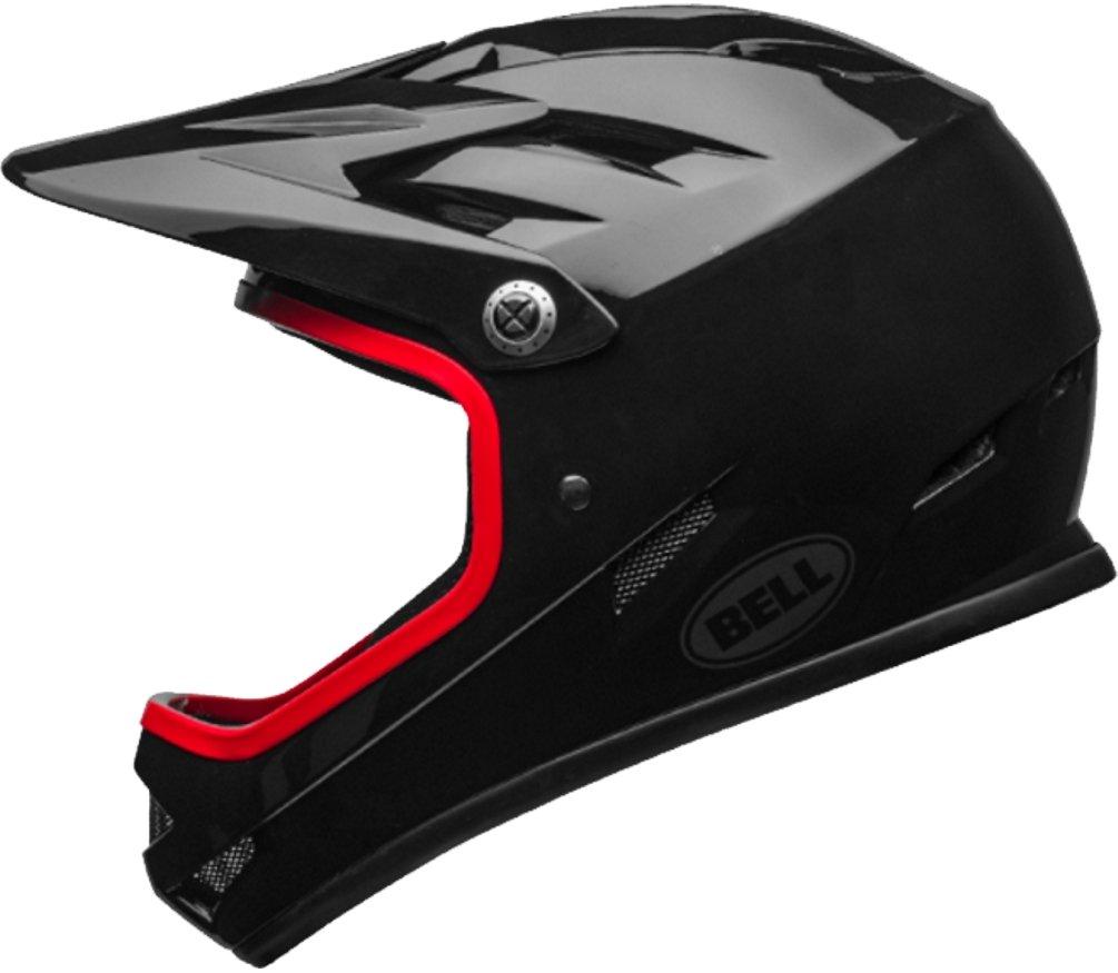 Bell Sanction Bike Helmet - Gloss Black/Hibiscus X-Small