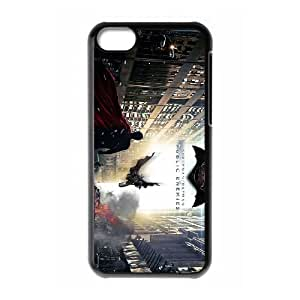 Superman iPhone 5c Cell Phone Case Black Phone cover P561259