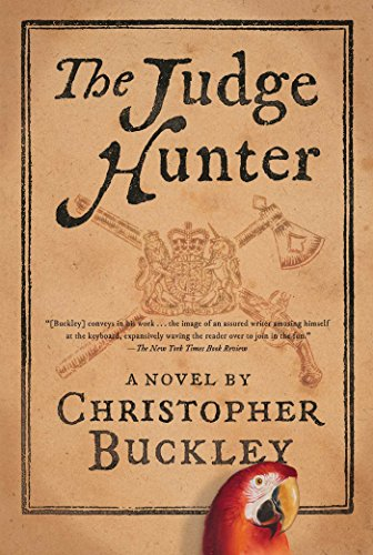 The Judge Hunter cover
