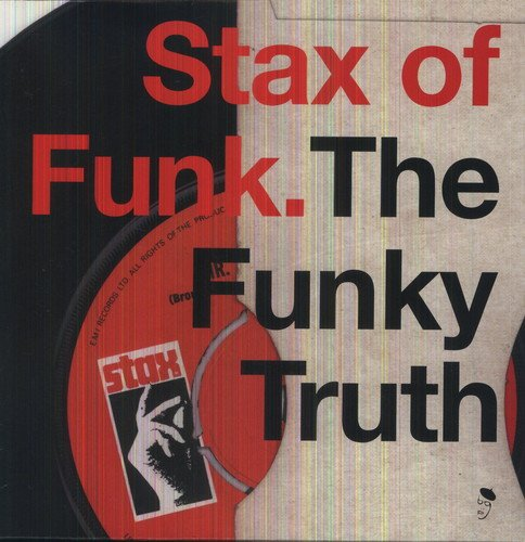 STAX OF FUNK: FUNKY TRUTH / VARIOUS - STAX OF FUNK: FUNKY TRUTH / VARIOUS (UK)