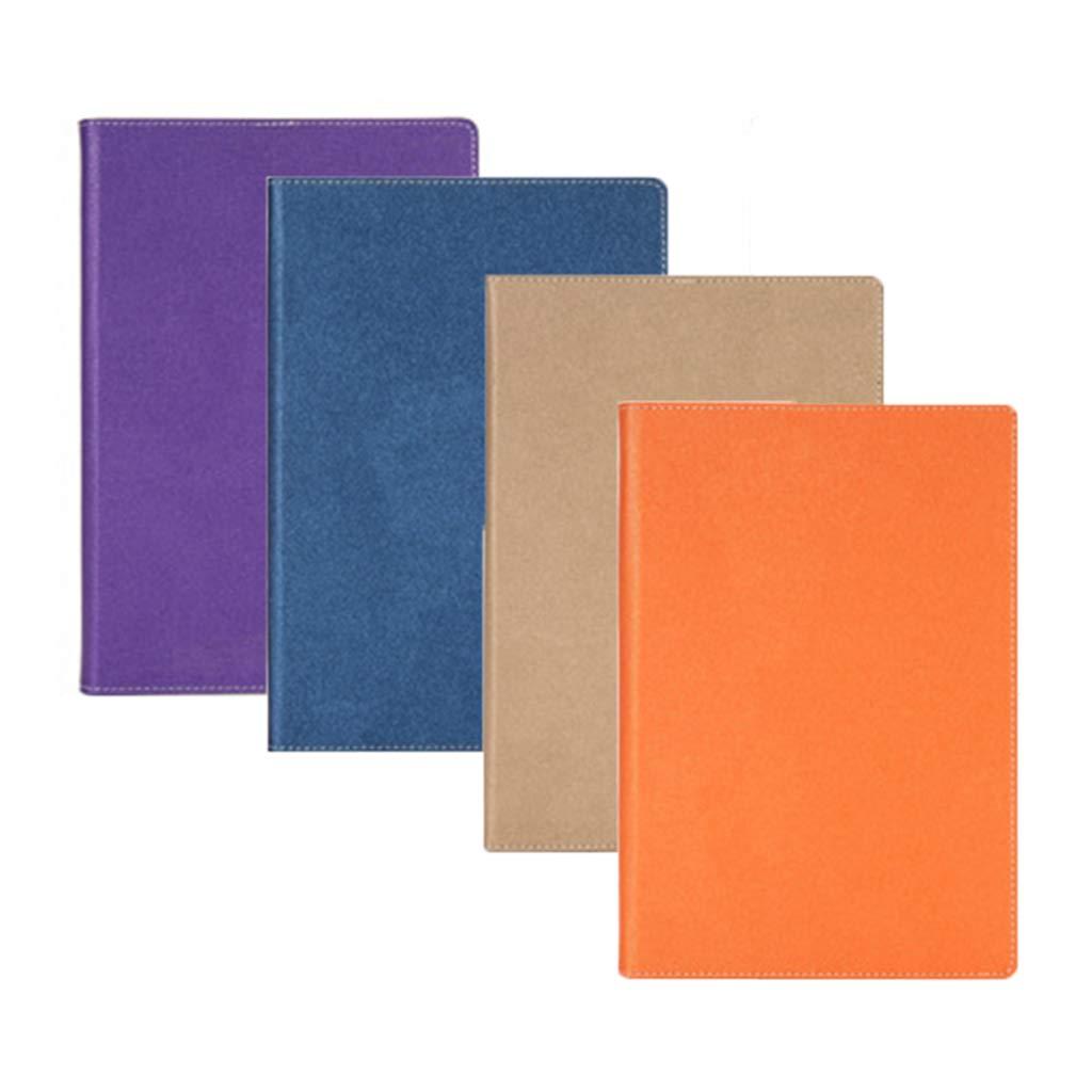 Notebook Student A5 Cuaderno De Simple Bolsillo Simple De B5 Business Creative Notebook A6 Student Student Línea De Coche Los Colores Aleatorios Son Opcionales (4 Libros) (Tamaño : A54) aafb71