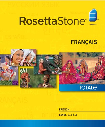 Rosetta Stone French Level 1-3 Set for Mac  [Download]