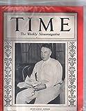 Time Magazine 1933 July 03 Hugh Samuel Johnson