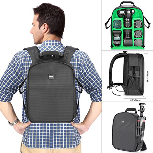 case waterproof shockproof backpack bag