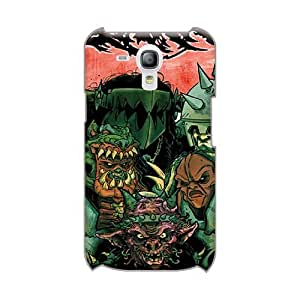 Shock Absorption Hard Cell-phone Case For Samsung Galaxy S3 Mini With Allow Personal Design Beautiful Gwar Image TraciCheung