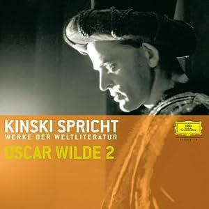 Kinski spricht Oscar Wilde 2 Hörbuch
