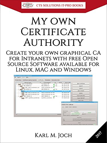 amazon com my own certificate authority create your own graphical