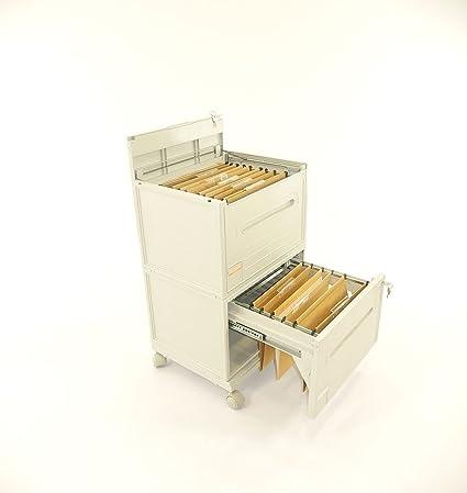 Actiu Carro archivador para carpetas colgantes Profesional, Organitec.