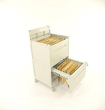 Actiu Carro archivador para carpetas colgantes Profesional, Organitec.: Amazon.es: Hogar