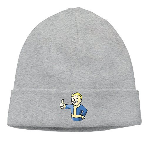 Doll4 Fallout Boy Men And Women Breathable Knitted Beanie Skull - Entourage Barbara