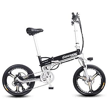 Bicicleta eléctrica, 50,8 cm, 7velocidades,