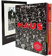 Maus I & II Paperback Box