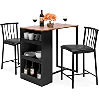 Best Choice Products Kitchen Counter Height Dining Table...