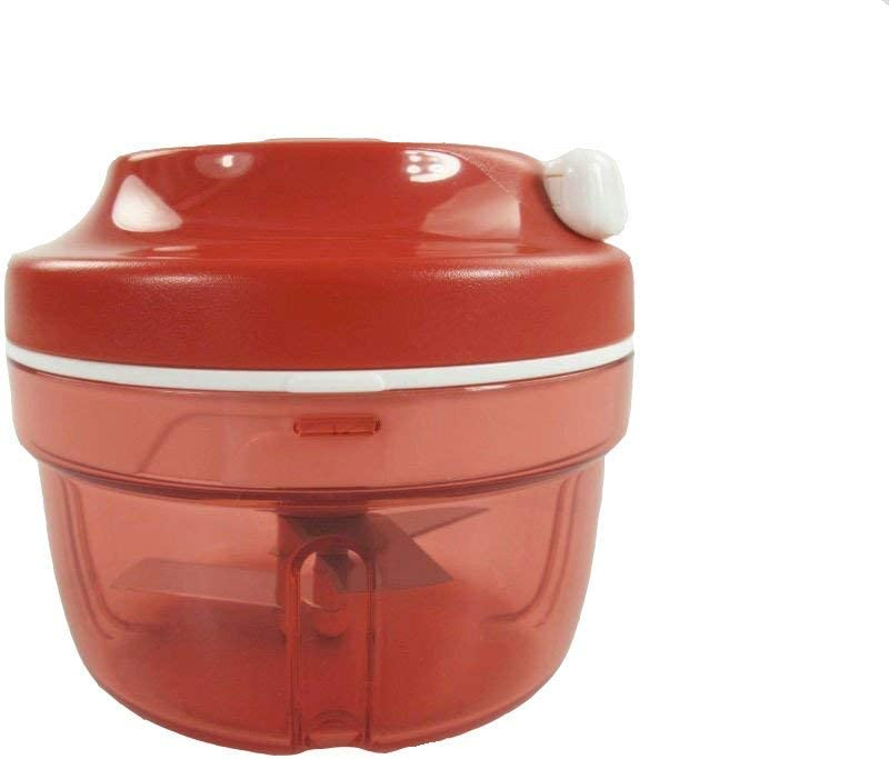 Tupperware Chef Turbo-Chef D158 Cortador de Cebolla, Rojo, P 20865: Amazon.es