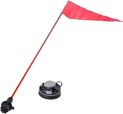 Black Railblaza Flag Whip /& StarPort kit
