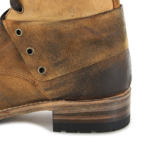 Serraje Boots Camello Homme Sendra Bottes Chukka IFpvq
