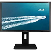 Acer LCD Widescreen Monitor 24 Display, WUXGA Screen, Black | B246WL (Certified Refurbished)