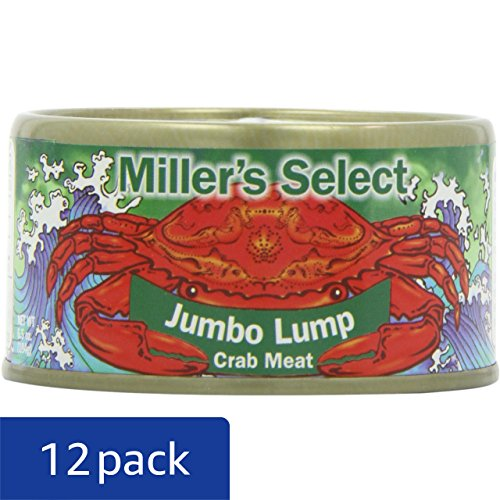 Miller's Select Crab Meat