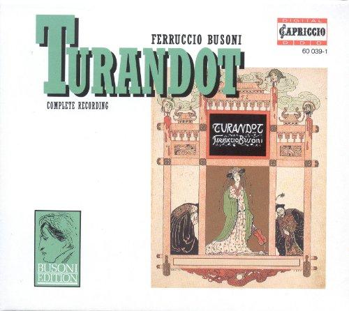(Busoni, F.: Turandot [Opera])