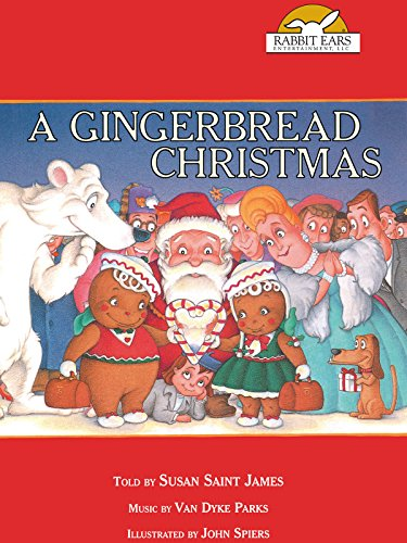 (A Gingerbread Christmas)