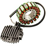 maXpeedingrods Stator & Regulator Rectifier 5EB-81410-00-00 for Yamaha R6 YZFR6 YZF-R6 1999 2000 2001 2002